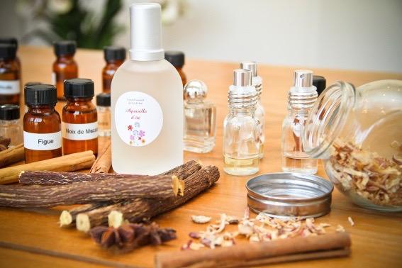 Atelier création de parfums